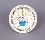 Small Cupcake Birthay Plate